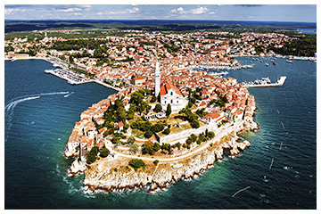 accommodation in Rovinj