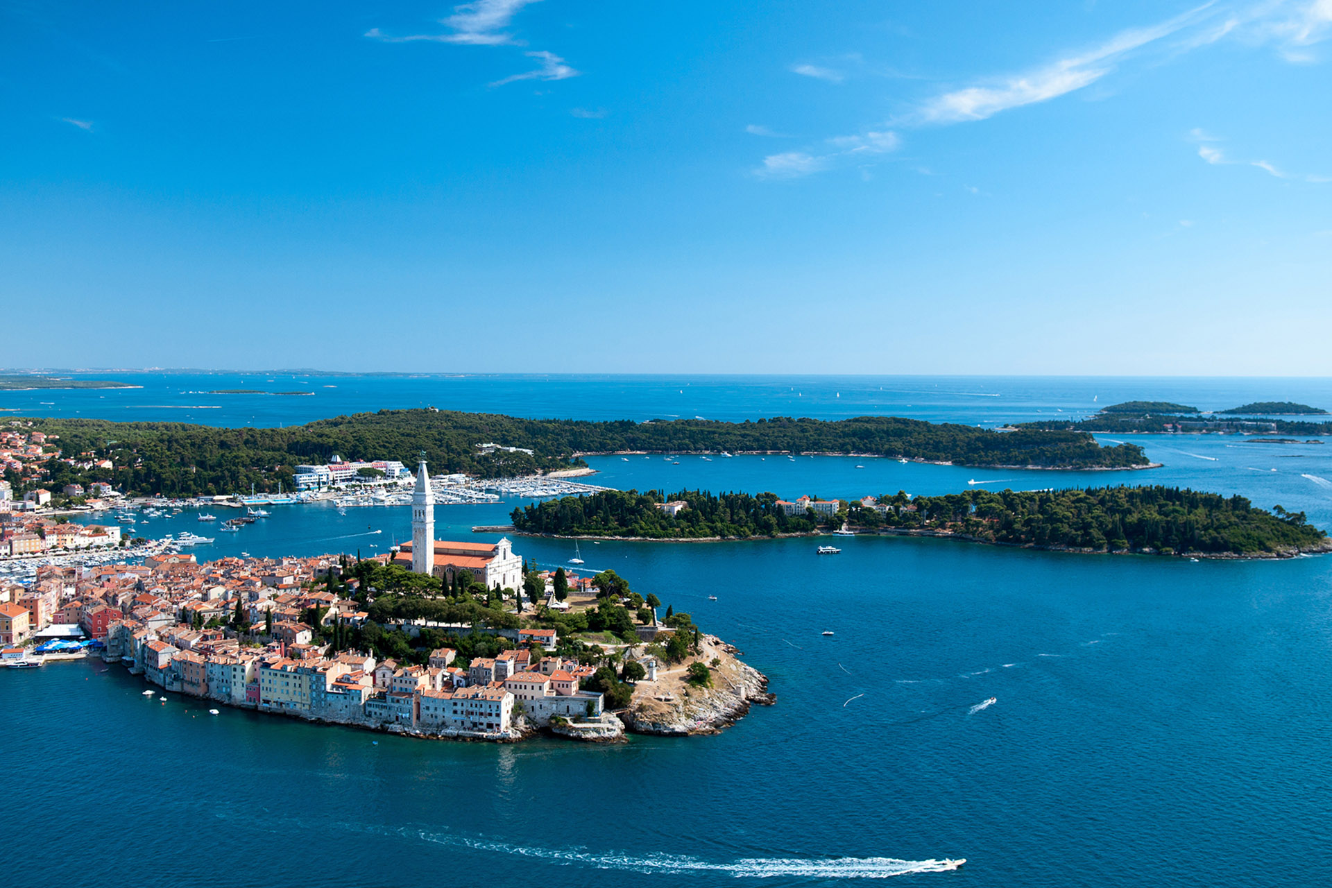 Rovinj apartments nebuloza